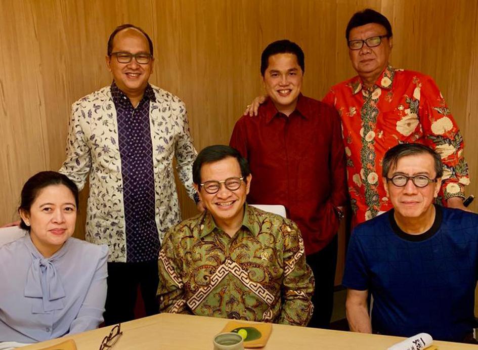 Tim Sukses Jokowi 2018