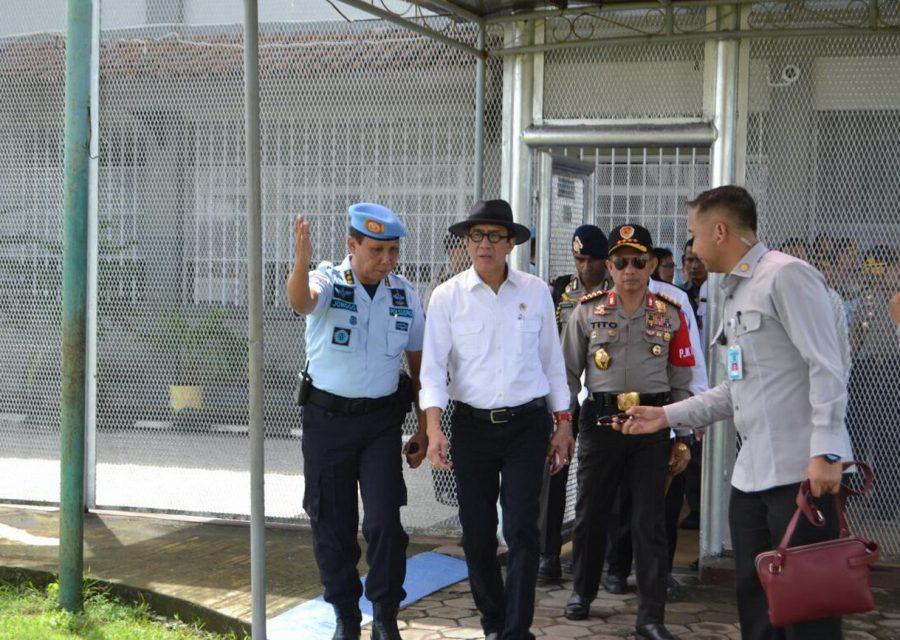 Bersama Kapolri Jenderal Pol Tito Karnavian