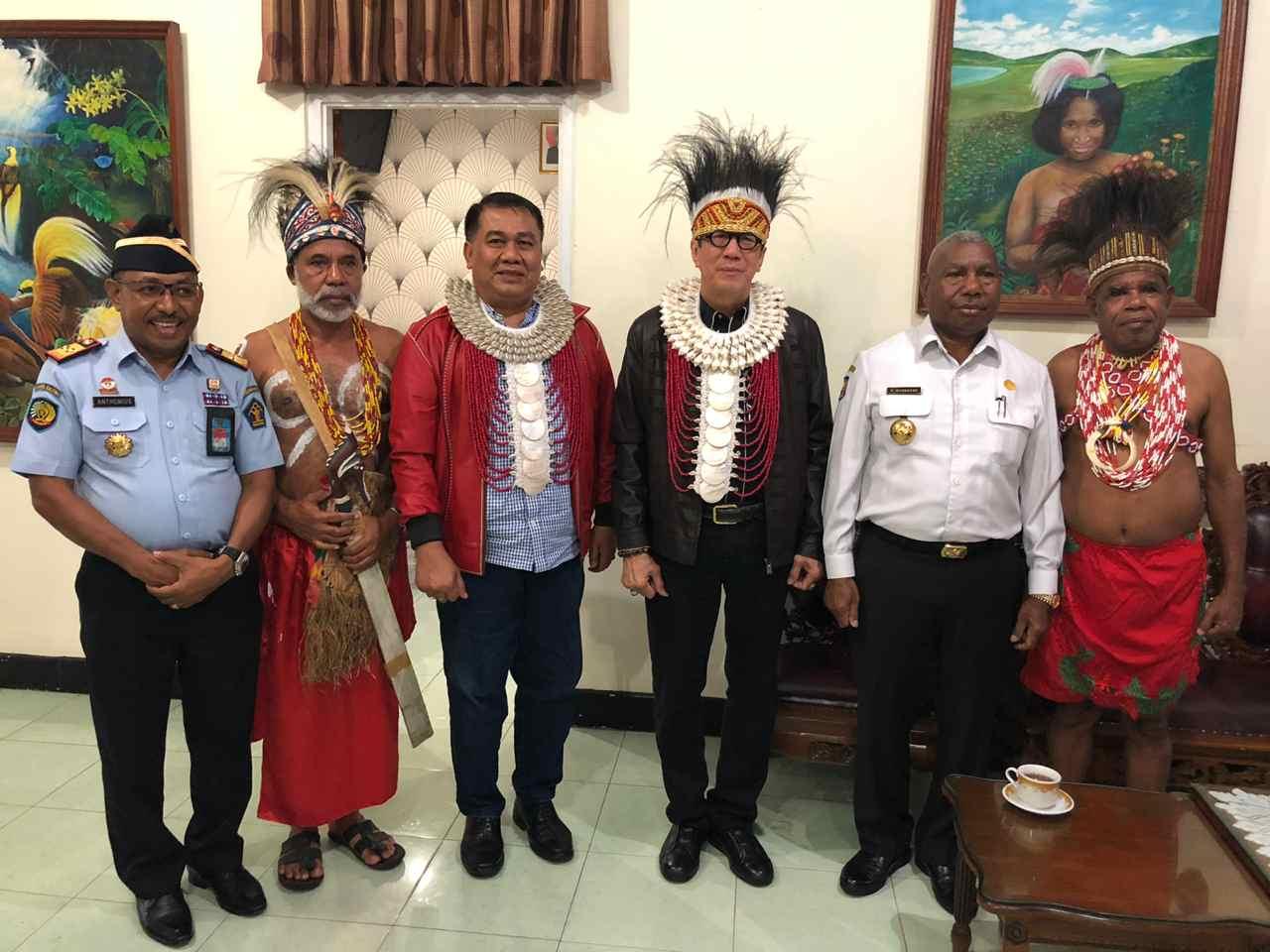 Kunjungan Papua Barat