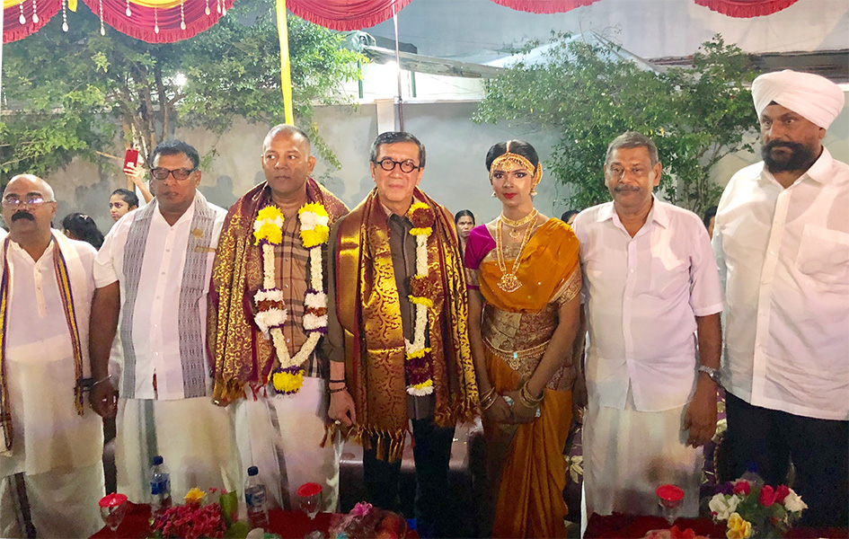 Perayaan Maha Puja Pangguni Uthiram di Kuil Shri Thendayuthabani, Lubuk Pakam, Deli Serdang.